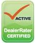 Dealer Rater Certified